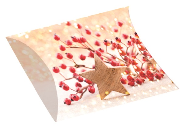 Skládací krabička dárková S 16 x 11 cm (12280)