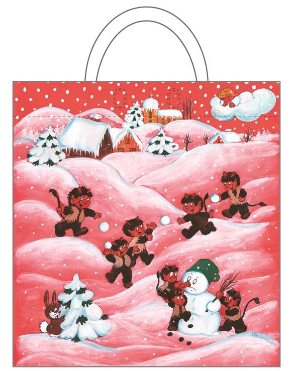 Igelitová taška - 1. Čertíci a sněhulák (1358-01)