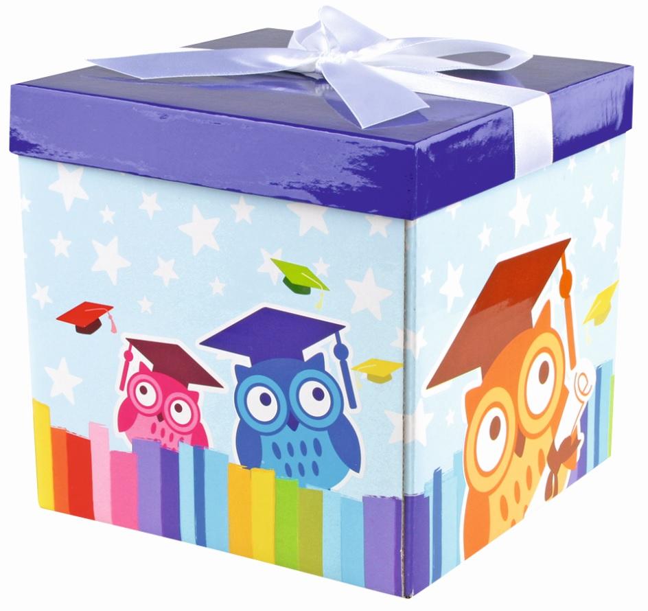 Dárková krabička - 4. SOVA