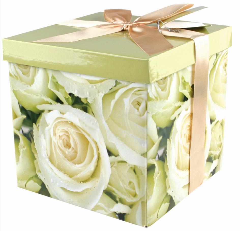 Dárková krabička - 4. RŮŽE