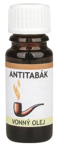 Vonný olej10 ml - Antitabák