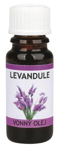 Vonný olej10 ml - Levandule (14476)