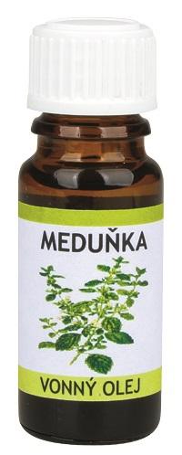 Vonný olej10 ml - Meduňka