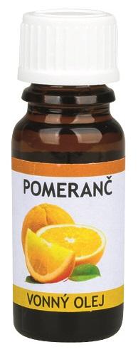 Vonný olej10 ml - Pomeranč (14481)
