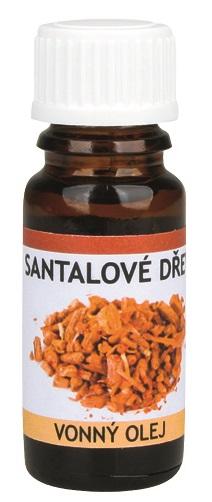 Vonný olej10 ml - Santalové dřevo