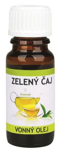 Vonný olej10 ml - Zelený čaj