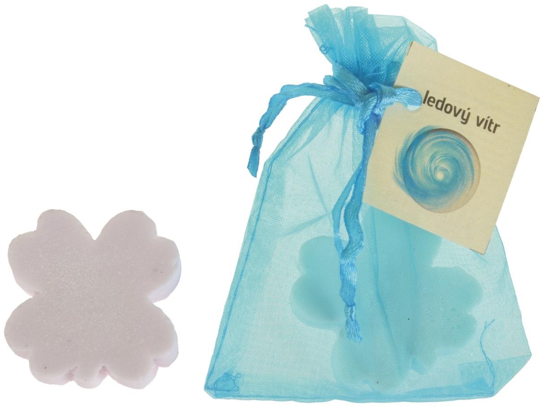 Mýdlo vonné glycerínové čtyřlístek ledový vítr, 20 g