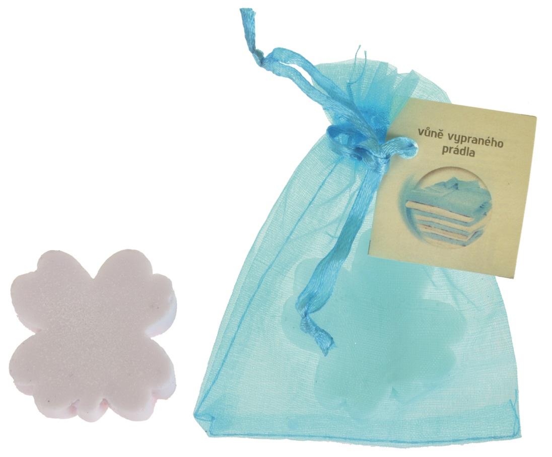 Mýdlo vonné glycerínové čtyřlístek prádlo, 20 g