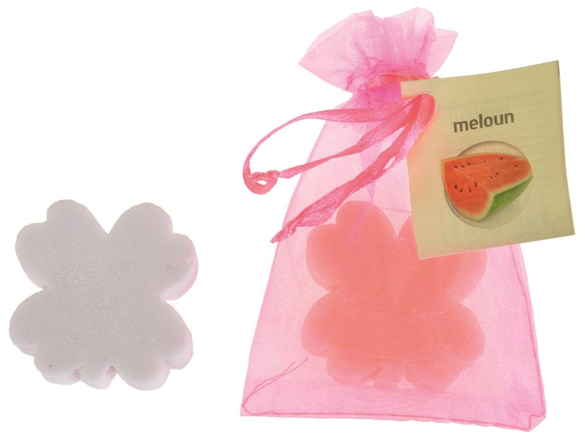 Mýdlo vonné glycerínové čtyřlístek meloun, 20 g