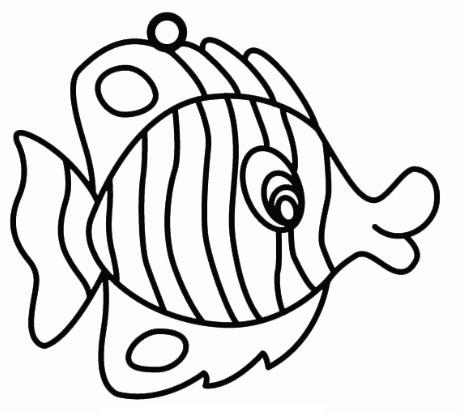Sklíčka závěsná - 1. RYBA (1590-01)