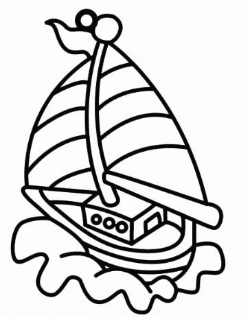 Sklíčka závěsná - 6. PLACHETNICE (1590-01)