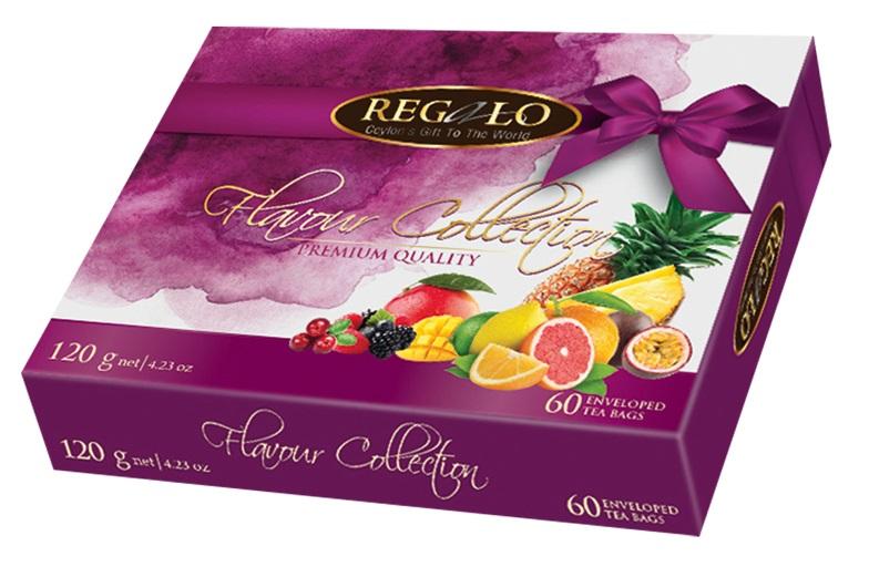 Dárkové balení ovocného čaje, 120 g
