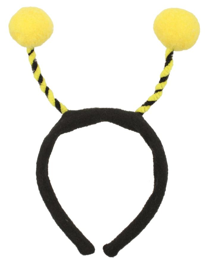 Tykadla čelenka, žlutá (18031)