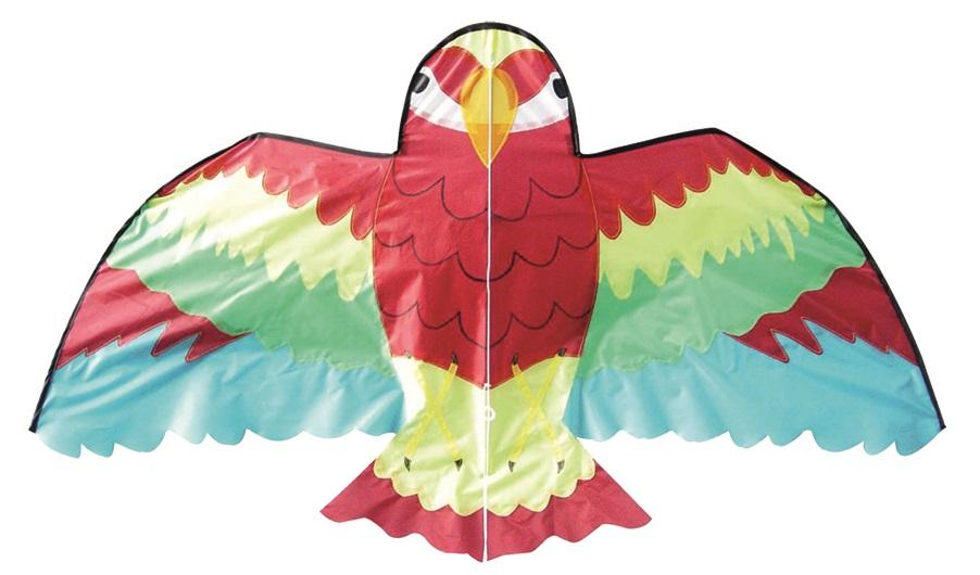 Drak papoušek 137 x 71 cm 2770