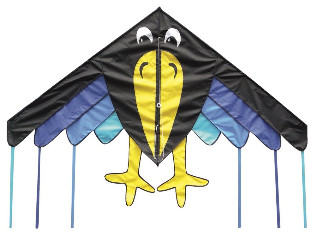 Drak vrána 150 x 100 cm 2771
