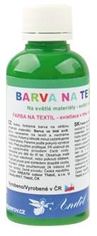 Barvy na textil 50g 9. TMAVĚ ZELENÁ (6101-09)