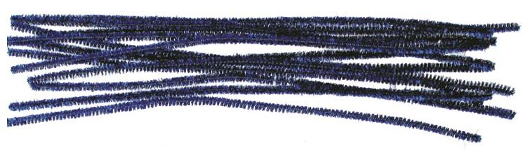 Žinylka drátky modré