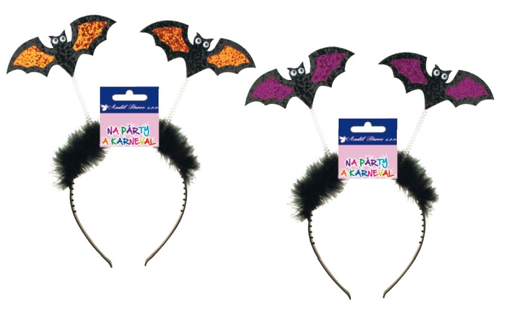 Čelenka - netopýři (9150)