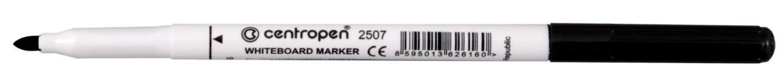 Fix stíratelný tenký Whiteboard Marker ČERNÝ, CENTROPEN (991004)