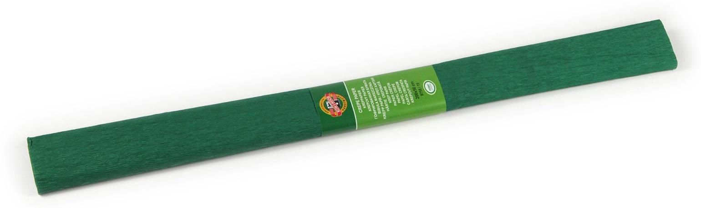 Krepový papír 50 x 200 cm, tmavě zelený,KOH-I-NOOR