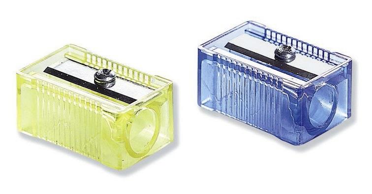 Ořezávátko plastové průměr 8 mm průhledné