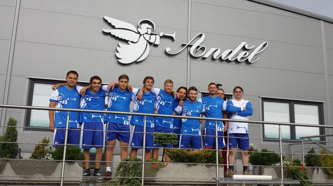Andělský fotbalový tým